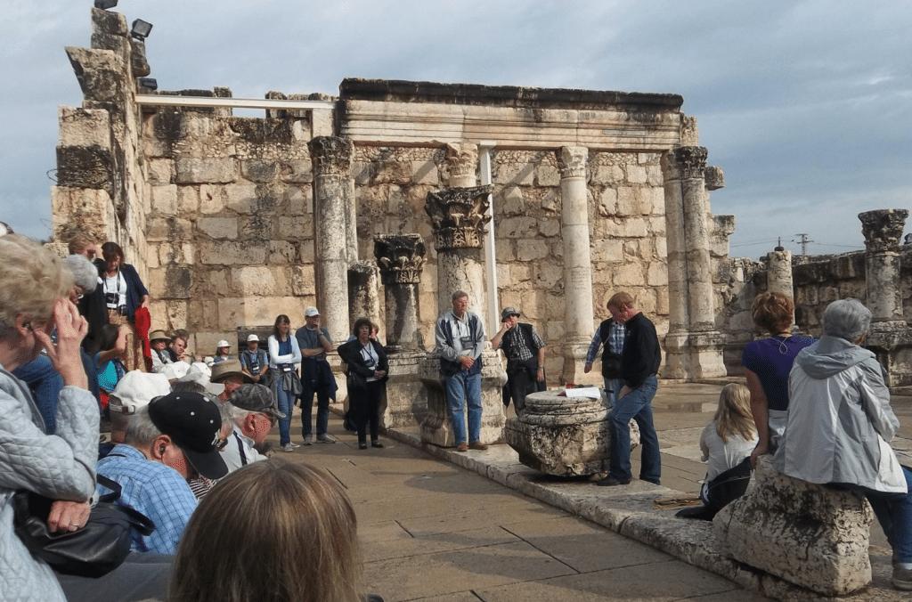 Capharnaum Temple